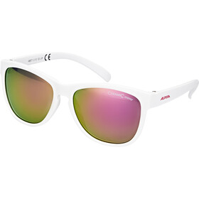 Alpina Luzy Kids Brille Kinder white